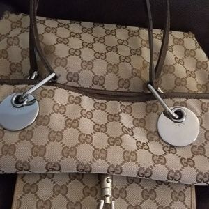 Handbag and wallet